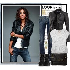"""""""Halle Berry Style"""" by leegal57 on Polyvore"""