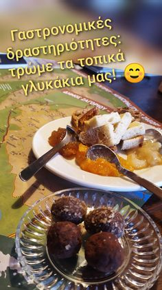 Agrotourism and traditional zero waste in Elafotopos, Zagori How To Make Bread, Feta, Sweets, Homemade, Traditional, Breakfast, Morning Coffee, Gummi Candy, Home Made