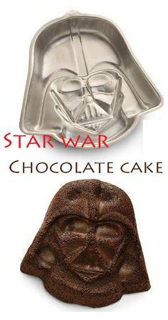 Star Wars Darth Vader Cake - Cupcakepedia