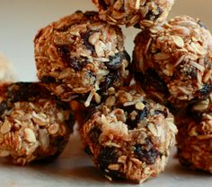 Fighting PMS: Dark Chocolate Trail Mix Bites are easy to make and will satisfy your sweet cravings in a much healthier way. Be creative and experiment with whatever ingredients you fancy.
