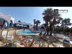 """Camping Homair Vacances """"La Palmeraie"""" à Torreilles"""
