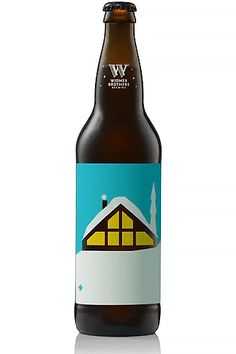 30 Beers for 30 Years - Winternacht and Pilsner on Packaging of the World - Creative Package Design Gallery