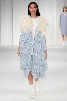 innovative knitwear, shirsti rai, graduate fashion week 2014, uca rochester,