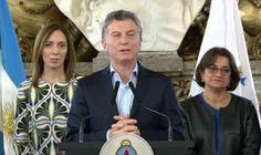 El presidente Mauricio Macri presentó el Compromiso Federal por la Modernización del Estado