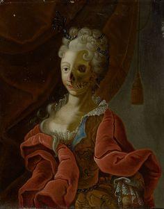 Vanitas by Giuseppe Arcimboldo Vanitas, Giuseppe Arcimboldo, Memento Mori, Exquisite Corpse, Dance Of Death, Danse Macabre, Italian Painters, Skull Art, Dark Art