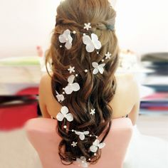 brides with their little girls pics - Google Search