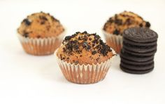 Oreo muffins | Kirbie's Cravings | A San Diego food blog