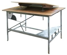 Adjust. Drawing/drafting table