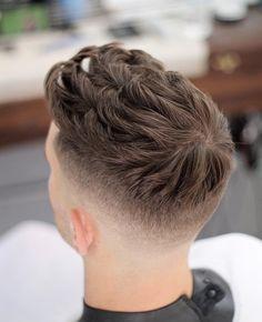 Haircut by mozambeak http://ift.tt/1iKY3Wf #menshair #menshairstyles #menshaircuts #hairstylesformen #coolhaircuts #coolhairstyles #haircuts #hairstyles #barbers