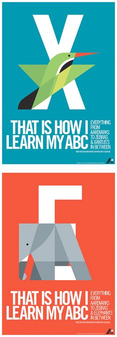 ABC iPad App by Bart De Keyzer | Inspiration Grid | Design Inspiration