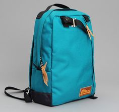 KLETTER DAY PACK, TEAL :: HICKOREE'S