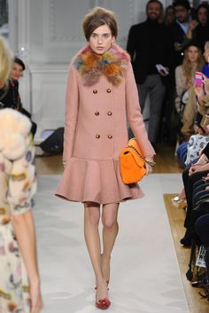 Moschino Cheap & Chic RTW Fall 2012