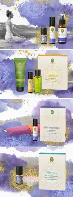 Primavera Naturkosmetik Yoga Kollektion // Organic Beauty // Aromatherapie