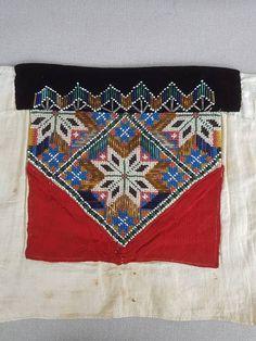 Beaded Embroidery, Beading Patterns, Loom, Scandinavian, Weaving, Beads, Beadwork, Hardanger, Beading