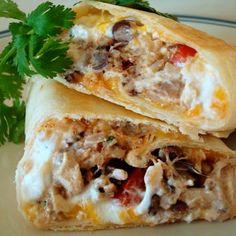 Chicken - Crispy Southwest Wraps
