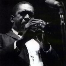 """John William Coltrane (September 23, 1926 – July 17, 1967 ) was a jazz saxophonist and composer.He helped pioneer the use of modes in jazz and later was at the forefront of free jazz. He organized at least fifty recording sessions as a leader during his recording career, and appeared as a sideman on many other albums, notably with trumpeter Miles Davis and pianist Thelonious Monk. As his career progressed, Coltrane and his music took on an increasingly spiritual dimension."" #TodayInBlackHistory"