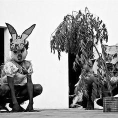 "From the series ""L'homme en animal,"" 2011, by Malian photographer Fatoumata Diabaté"