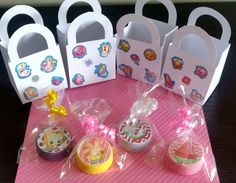 12 Shopkins Party Favors, Chocolate Covered Oreos Edible Image,Little Bags Party Favors, Shopkins Theme by picturesweet on Etsy