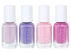 Essie Wedding Collection {love these colors}
