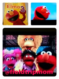 Elmo 3 DVD is perfect for preschoolers.  #Education #sponsored