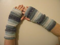 free pattern - gloves no fingers