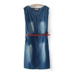 Dresses for women slim sleeveless design clothes BD-X4283