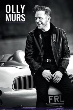 Olly Murs - Car - Official Poster