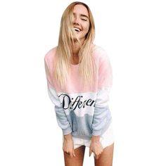 Hoodies Sweatshirt Different Print