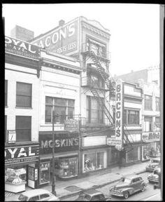 Bacon's store, Louisville, Kentucky. :: Royal Photo Company Collection