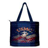 USMC Womens Tote Bag: I Love My Marine