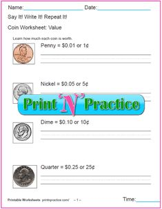 9 end of day cash register report template progress report counting money worksheets with coin video pronofoot35fo Gallery