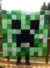 Minecraft quilt