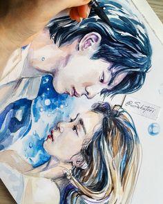 © Невеста речного бога . . #невестаречногобога #brideofthewatergod #하백의신부 #namjoohyuk #한국 #kdrama #korea #korean #shinsekyung #koreangirl #koreandrama #kpop #TheBrideofthehaebek