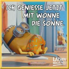Minions Spruche Lustige Minions Lachen Macht Happy Bilder Mit Spruchen Verschicken