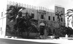 Mogadishu Old fort
