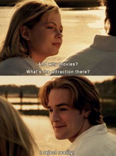 Dawson's Creek....seen every episode more than once! Have all seasons on DVD!