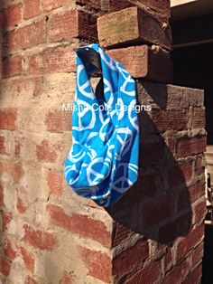 Infant Toddler Infinity Scarf Bright Blue with by mishacoledesigns, $6.50