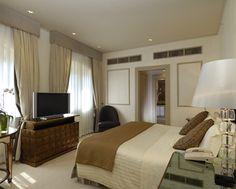 Hotel Hilton Molino Stucky Venice - Camera da letto della Suite Presidenziale