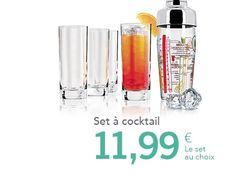 Set à cocktail