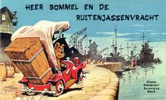 Heer Bommel en de Ruitenjassenvracht