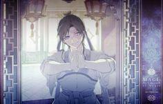 Hakuryuu Ren   ~Magi: The Labyrinth of Magic