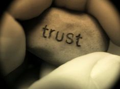 Trust-I know with Unquestionable Certainty, whatevery a thing does it is working in my favor, so it works in my favor.