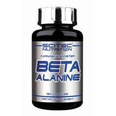 Scitec Beta Alanine aumenta de forma eficaz os níveis de Carnosina nos músculos. Por isso, quando utilizar Scitec Beta Alanine poderá reduzir a fadiga dos músculos, tendo como efeito imediato um melhor rendimento e rapidez na regeneração do tecido muscular.