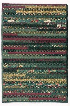 Colonial Mills Thimbleberries - Lynette Jensen Four Seasons Retangle FS-52 Winter Area Rug