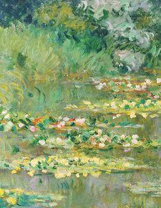 La poésie — Claude Monet