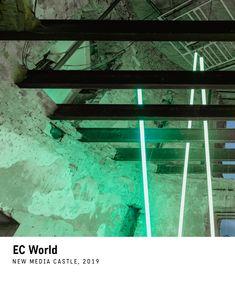 Electric Castle - New Media Castle New Media, Installation Art, Castle, News, Castles, Art Installation