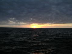 .....sunset ..Mediterranean sea..