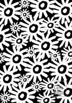 Carla Gaida / design flowers  noir et blanc  Portfolio : Portfolio