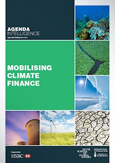 Mobilising #climatefinance