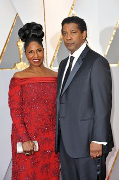 Celeb Couples That Have Been Married For 10 Or More Years! Black Actors, Black Celebrities, Celebs, Denzel Washington, Ice T And Coco, Black Celebrity Couples, David And Victoria Beckham, Still In Love, Black Families